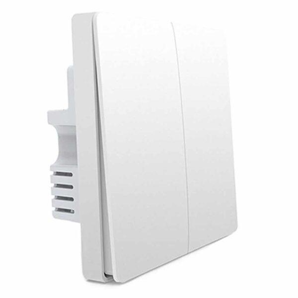 Aqara Wall Switch ZigBee Version Double Key